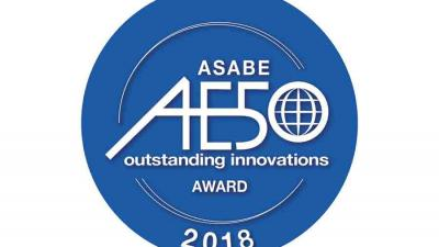 KUHN wins AE50 Innovation Awards 2018