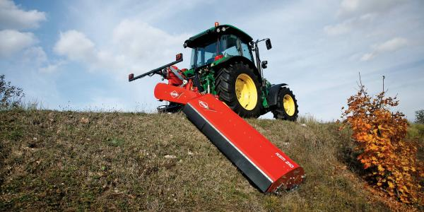 Offset Mowers | Kuhn