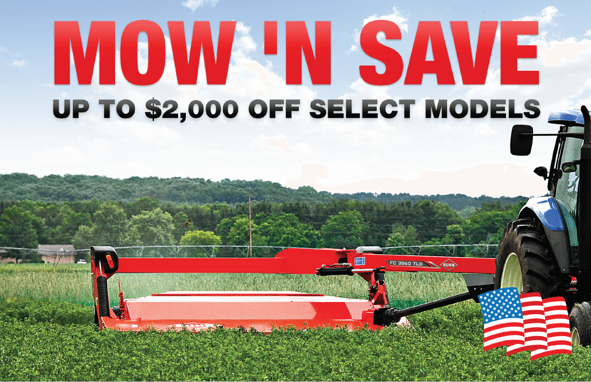 Mow 'N Save Coupon - US