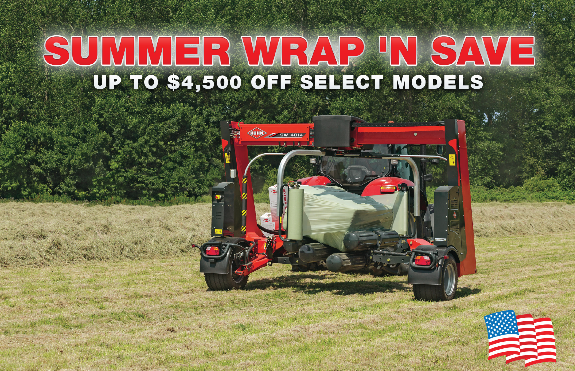 Summer Wrap 'N Save Coupon