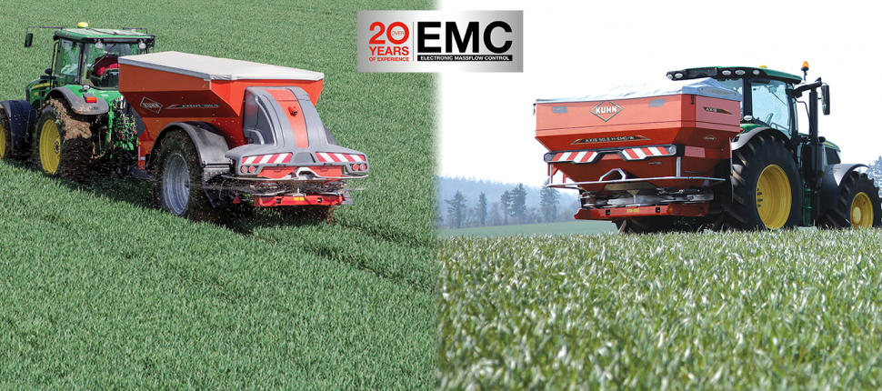 f45dd3a655 KUHN Celebrates 20 Years of Success with EMC Technology