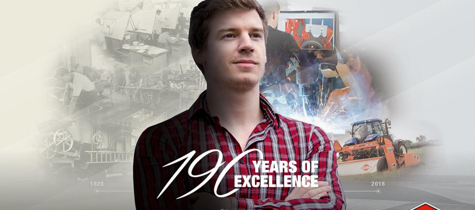 190 Years of Excellence