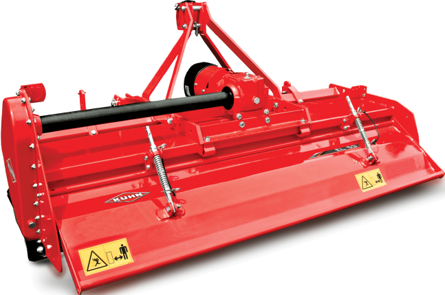 EL 23/43/53 Series Power Tillers, a Compact Tool for