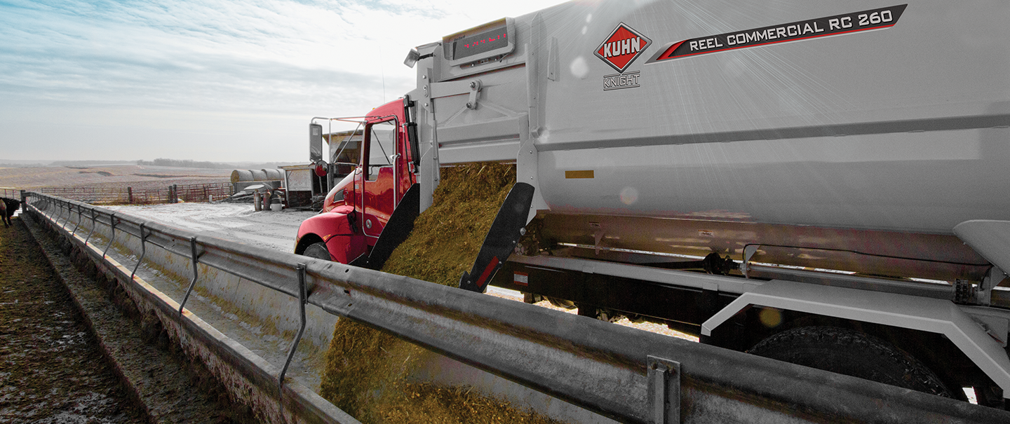 Kuhn North America Inc  | Agricultural Machinery Manufacturer